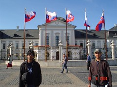 President's Palace, Bratislava, Slovakia