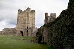 Richmond Castle keep