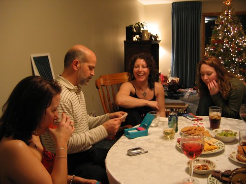 Taboo is a Christmas tradition