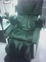 [Moblog] S$7800 (> US$4500) massage chair
