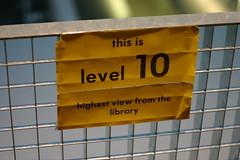 level 10 | by mathowie