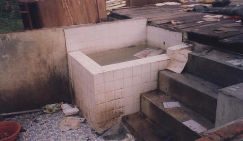Toilet Rasah