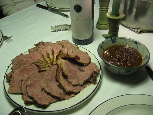 'Monday roast'