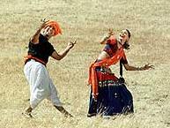 Baile Bollywood