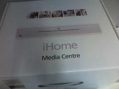 Apple iHome Media Centre?