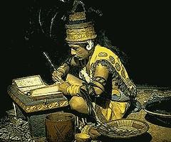 Escriba Maya