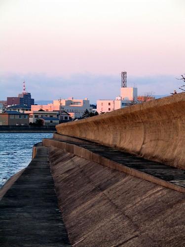 Tsunami wall | by ark