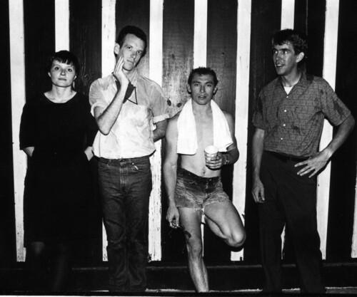 Pylon, early '80s