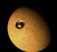 Huygens sobre Titán