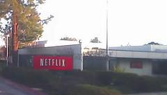 driving past netflix