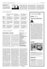 Blogs en 'Heraldo de Aragón' (pág 41)