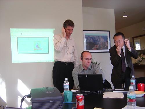 NTTE Global IP Sound demo 3