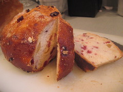 Cranberry Bread from Mix - The Bakery
