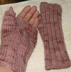 Wrist and Thumb Warmers