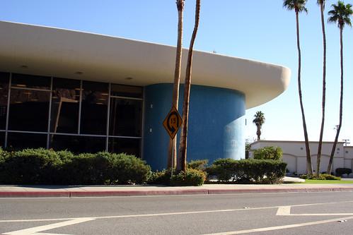 Palm Springs Bank of America | by Omar Omar