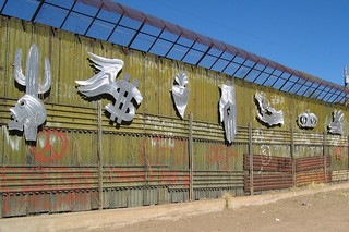 Nogales Border Wall - 3 | by steev hise
