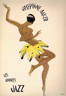 Josephine Baker's Banana Dance