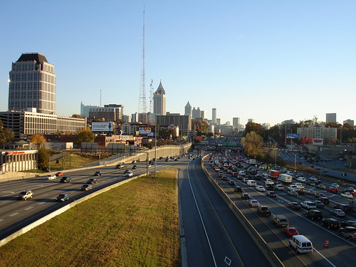 Atlanta Traffic | by FLC