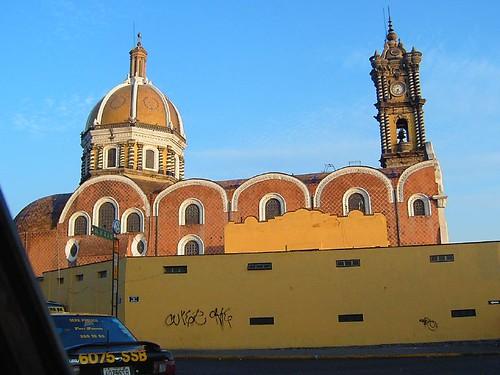 Parroquia del rayo - Puebla