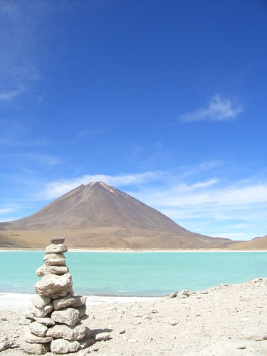 Day 3 - Laguna Verde | by jennifrog