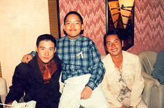 With Jacky Cheung and Alan Tam | by edmundyeo