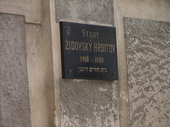 Jewish Cemetery, Kolin, Czech Republic