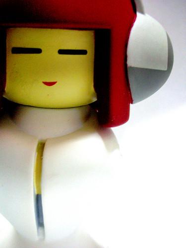 stereo geisha white | by chotda