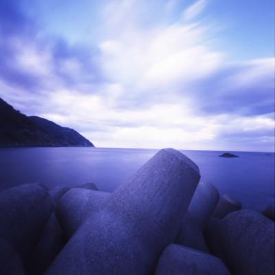 sea in Amarube 3   by shikihan