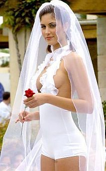 The World S Ugliest Wedding Dresses Ant Meng Flickr