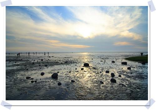 sunset sun nature sunshine canon landscape eos 350d taiwan tokina 夕陽 台灣 canoneos350d 1224mm canoneoskissdigitaln 風景 wetland 濕地 香山 tokina1224mmf4 香山濕地