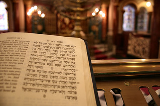 Torah and synagogue | by pinkangelbabe