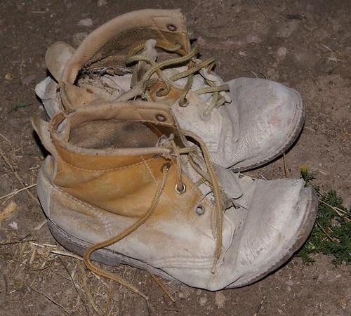 Los zapatos de Cuco