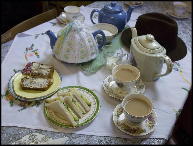 1. The Marvellous Armley Tea Dance