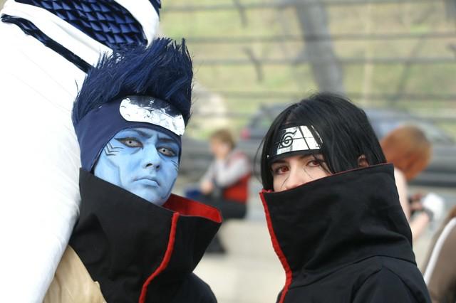 Kisame Hoshigake + Itachi Uchiha, Naruto Shippuuden