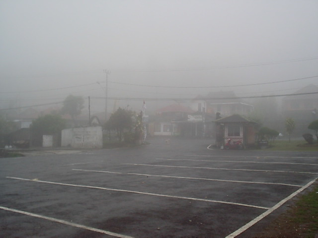 The Town Of Silent Hill It S The Parking Lot Of Eka Karya Flickr
