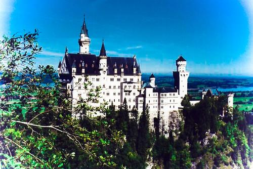 Castillo Neuschweinstein