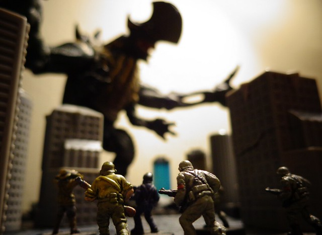 The Kaiju War