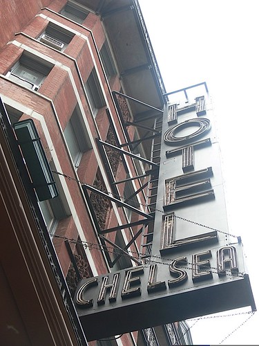 Chelsea Hotel   by Fearless Tall Dude Killer