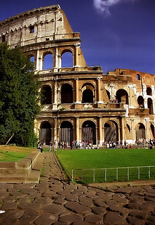 Rome - Roman Coliseum | by David Paul Ohmer