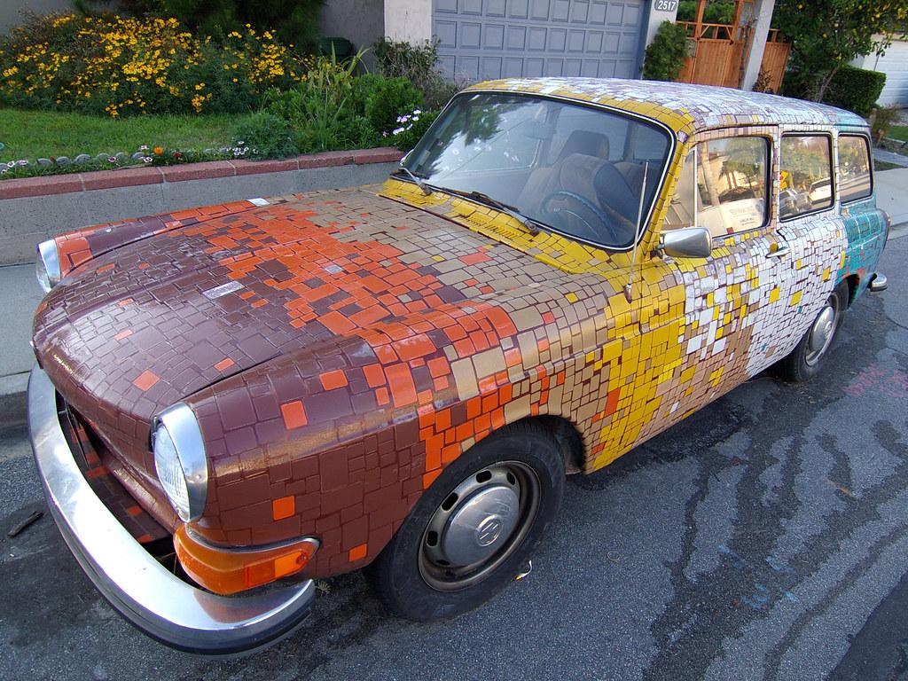 VW Squareback | VW Squareback Better viewed: LARGE Manhatten