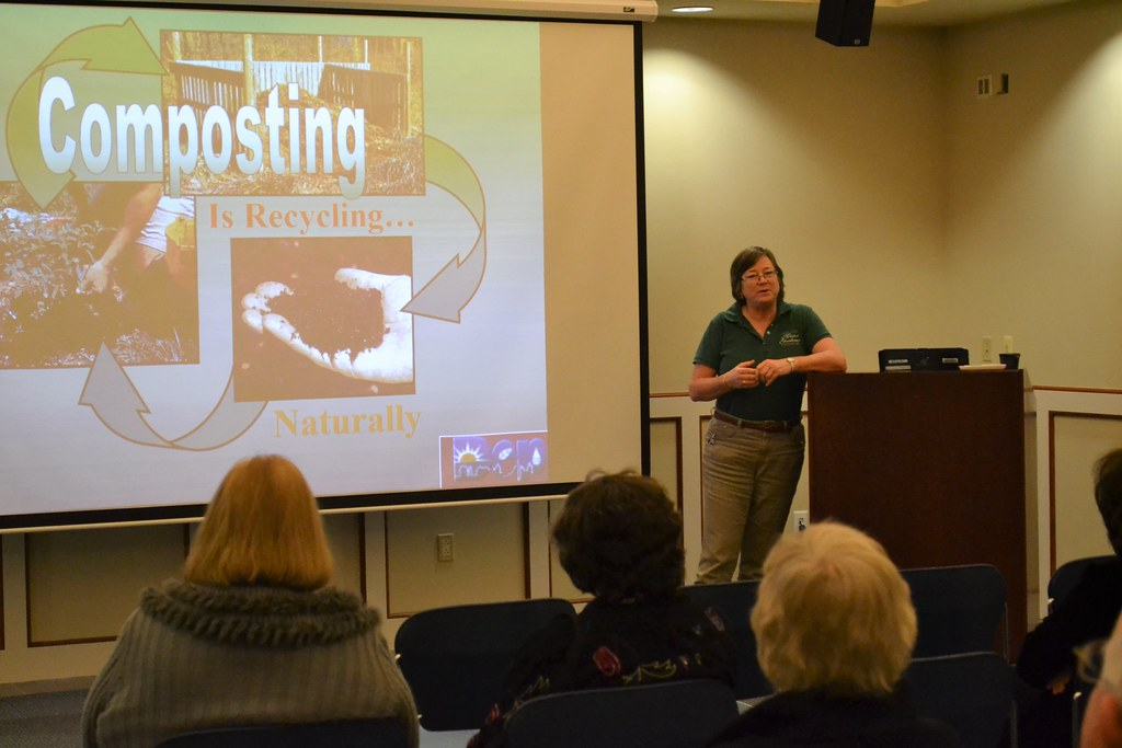 Composting With A Master Gardener Harris County Public Library