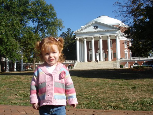 Fiona visits UVA | by PrincessKaryn