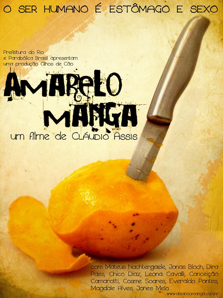 Amarelo Manga 2002 amarelo manga | cartaz - filme amarelo manga | diana