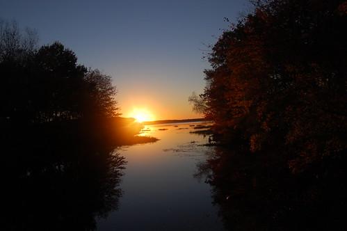 sunrise greatswamp wordenspond