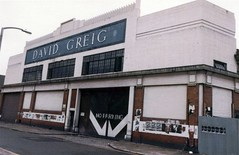 David Greig | by gravyphig