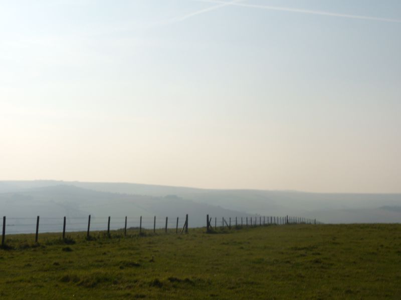 Fence Lewes to Southease via West Firle