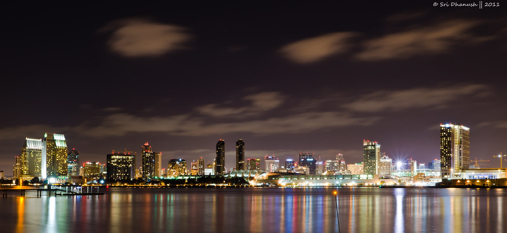 San Diego Down Town by Sri Dhanush