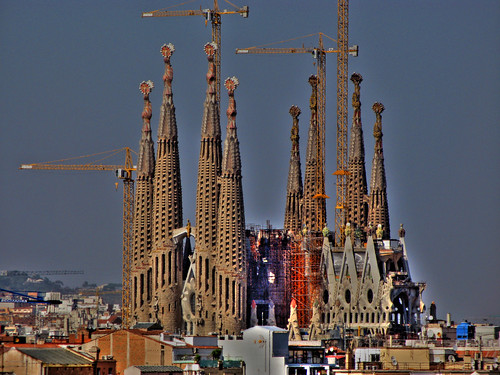 Sagrada familia | by SlapBcn