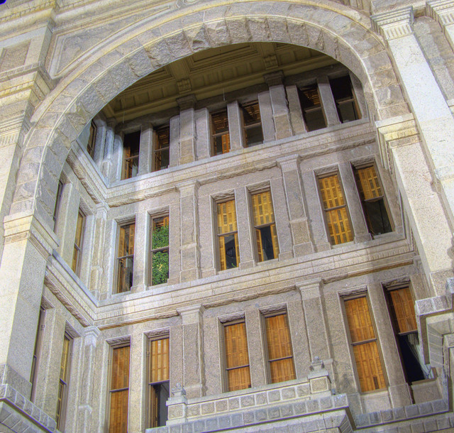 Texas State Capitol Entry