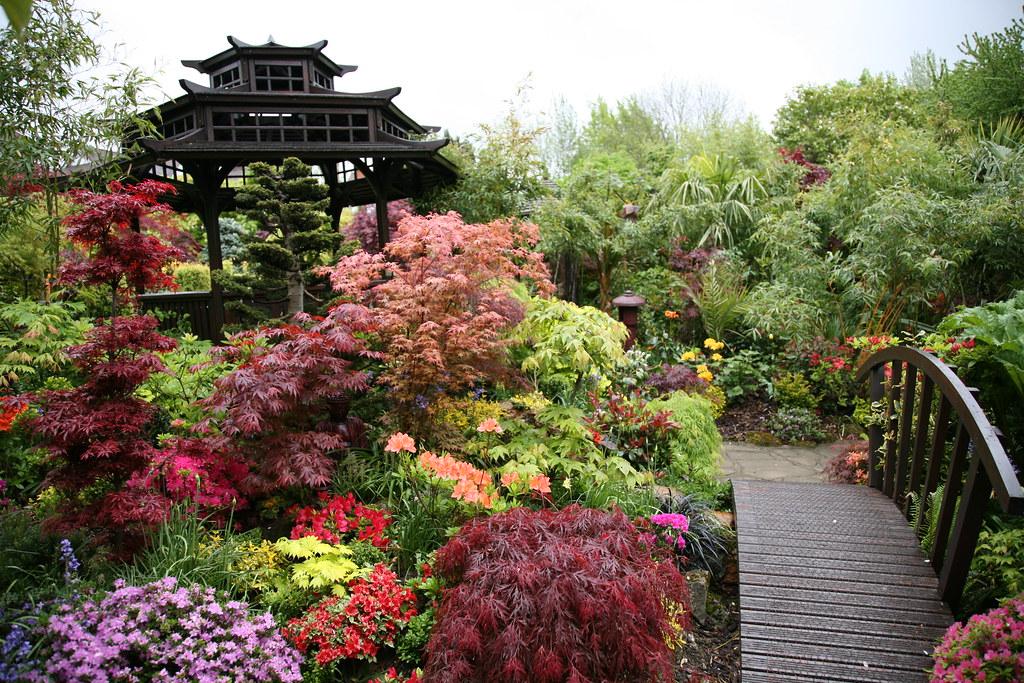Middle Garden Spring Photo 3 On Garden Plan For National Flickr